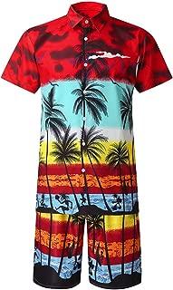 Mode Damen Kurzärmlig Pyjama Set Nachtwäsche Hausanzug Schlafanzüge Anzug M ~3XL
