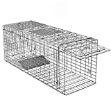 iimono117 捕獲器 (M-L-LL) / アニマルトラップ 畑 庭 家庭菜園 捕獲 トラップ 野良猫