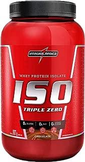 Whey Iso Triple Zero, IntegralMedica, Chocolate, 907 g