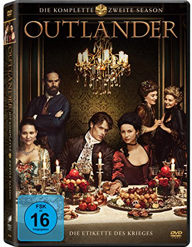 Outlander - Staffel 2 (6 DVDs)