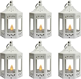 Best white plastic lanterns Reviews
