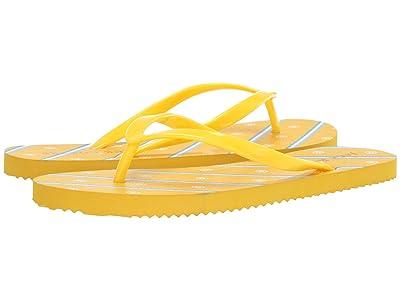 Jack Rogers Jr Flip-Flop (Sunflower) Women