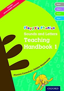 Oxford Reading Tree: Floppy's Phonics: Sounds and Letters: Handbook 1 (Reception)Handbook 1
