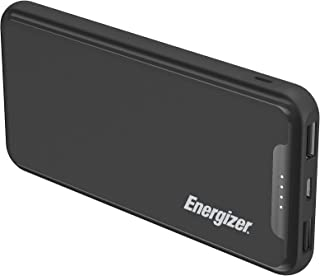 Energizer Power bank 10000mah Power Delivery 18W, QC 3.0 supports 18W fast charge