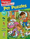 Pet Puzzles (Highlights Sticker Hidden Pictures)
