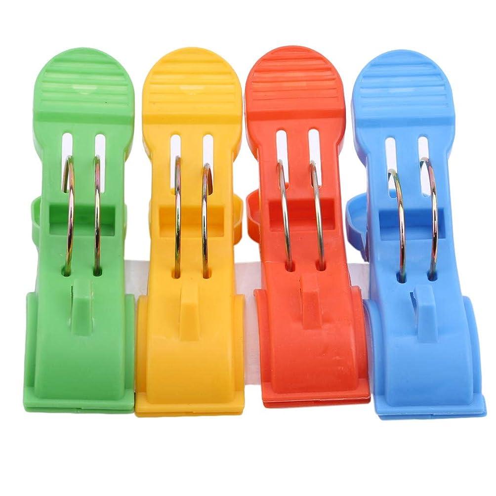 不当キャンディーコントローラCngstar 洗濯バサミ 物干竿用 ピンチ ダブルバネ UVブロック剤配合 カラフル 取替用ピンチ