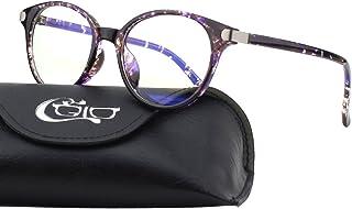 CGID CT38 Premium TR90 Frame Blue Light Blocking Glasses,Anti Glare Fatigue Blocking Headaches Eye Strain,Safety Glasses f...