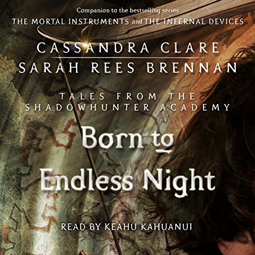 Born to Endless Night audiobook cover art