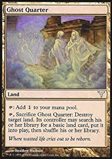 Magic: the Gathering - Ghost Quarter - Dissension