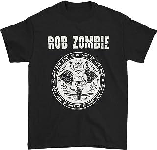 Rob Zombie Devil Seal Tシャツ