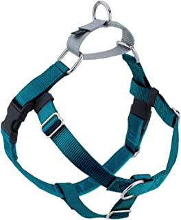 2 Hounds Design Freedom No Pull Dog Harness | Adjustable Gentle Comfortable Control for Easy Dog Walking | for Small Mediu...