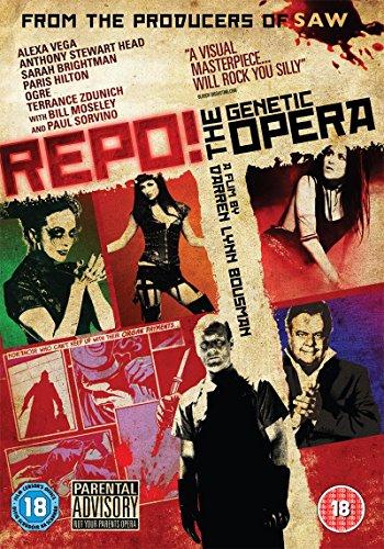 Repo! The Genetic Opera [Edizione: Regno Unito] [Reino Unido] [DVD]