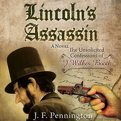 Lincoln's Assassin audiobook cover art
