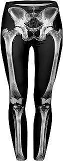 Women's Digital Print High Waist Stretchy Ankle Sexy...