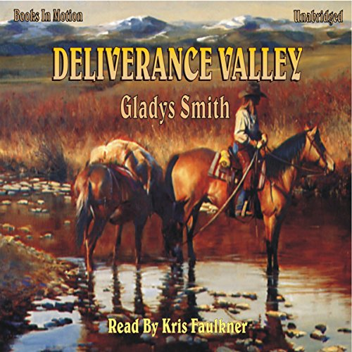 Deliverance Valley audiobook cover art