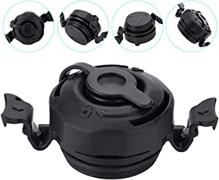 TEANTECH Air Valve Secure Seal Cap,3 in 1 Airbed Valve Secure Seal Cap Screw for Intex Inflatable Airbed Mattress Kayak Fishing Boats