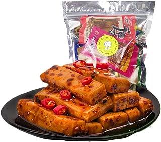 Helen ou @ Chongqing Specialty: Baiweicun Dried Bean Curd Tofu Snacks Mixed Flavor