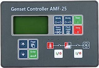 Generador Módulo de controlador automático Teclas del panel Detección de fallas de energía del controlador del grupo electrógeno para la industria electrónica