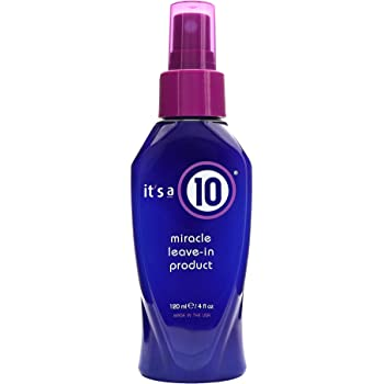 It's a 10 Haircare Miracle Leave-In product, 4 fl. oz. (Pack of 1)
