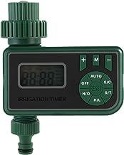 Sanon Programmeerbare automatische slangkraantimer met een stopcontact en handmatige bediening groen