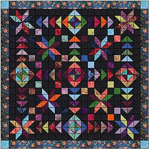 Quilt Kit Tribal Sunset Bali Max 74% OFF 2 Queen Max 63% OFF Batiks