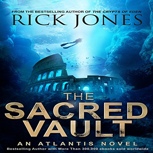 Couverture de The Sacred Vault