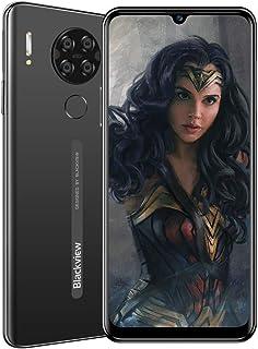 Blackview A80 (2020) 4G smartphone zonder abonnement, voordelig 6,49 inch Android 9.0 2GB RAM + 16GB ROM, 128GB uitbreidba...