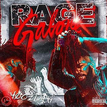 Rage Galore Vol. 1 : DarkKnight Dai