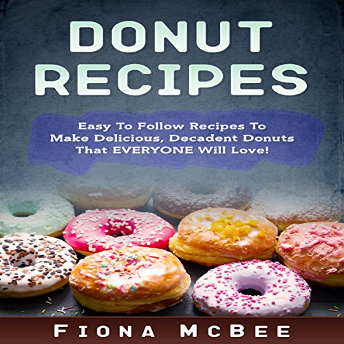 Couverture de Donut Recipes