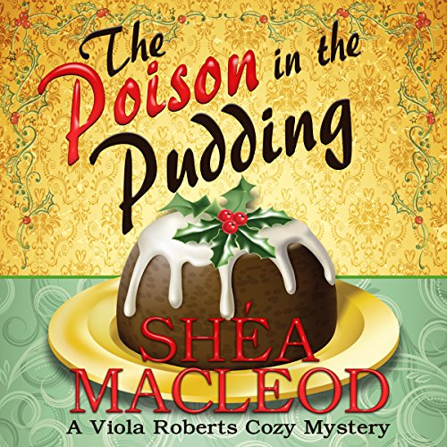 The Poison in the Pudding audiobook cover art