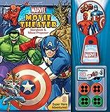 Marvel Movie Theater Storybook & Movie Projector interactive projector Nov, 2020