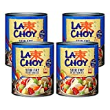 Stir Fry Vegetables, 28 Ounce (4 Pack) La Choy Inspired by Traditional Asian Cuisine