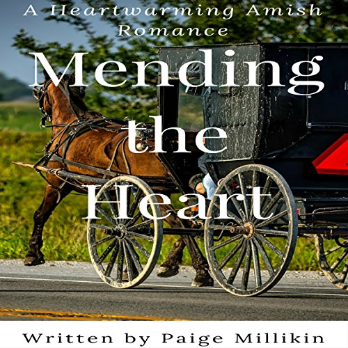 Mending the Heart audiobook cover art