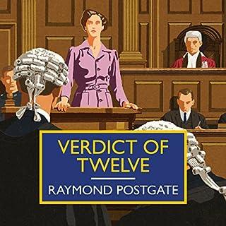 Verdict of Twelve cover art