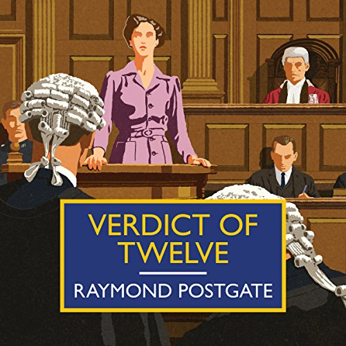 Verdict of Twelve audiobook cover art