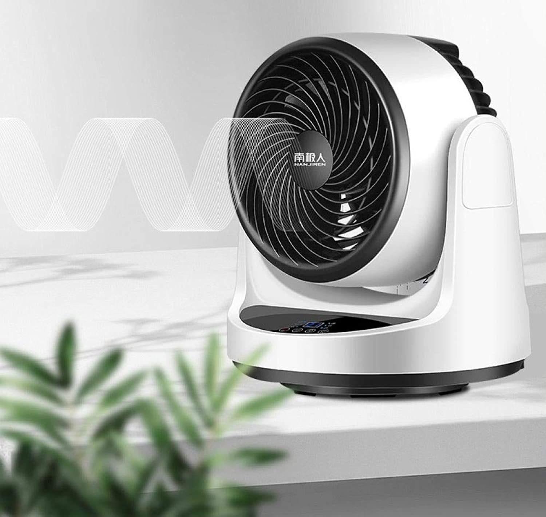 precio mas barato HSXHSMY HSXHSMY HSXHSMY 3 Speed Oscillating Electric Desk Home Office Fan@Turbina de Gran Volumen de Aire [Modelo de Control Remoto de 8 Pulgadas]  precios bajos