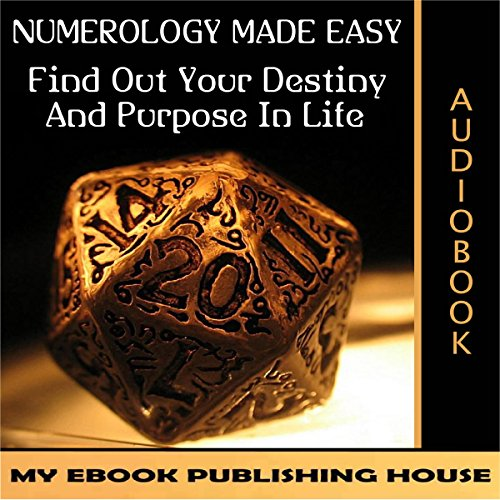 Numerology Made Easy audiobook cover art