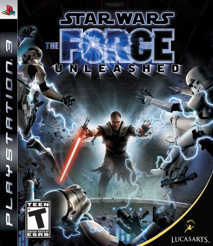Star Wars The Force Unleashed Game PS3 [UK-Import]