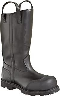 rubber bunker boots