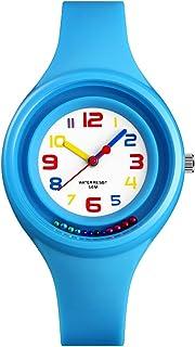 Kids Watches Waterproof Outdoor Sport Analog Unisex Wristwatch for Boys Girls
