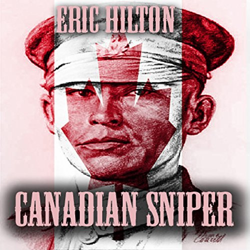 Canadian Sniper audiobook cover art