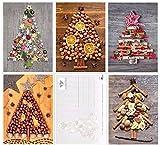 Set di 50 cartoline di Natale nostalgici, stile retrò vintage di Edition Colibri (10828-10832)
