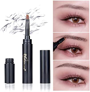 Allbesta 4D Eyebrow Hair Fiber Gel Instant Brow Extension