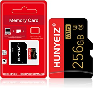 Micro SD Card 256GB High Speed Class 10 with Free SD Adapter, Memory Card Designed for Android Smartphones, Tablets and Ot...