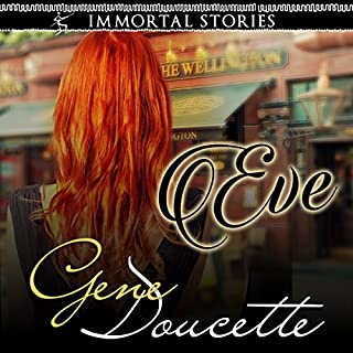 Immortal Stories: Eve audiobook cover art