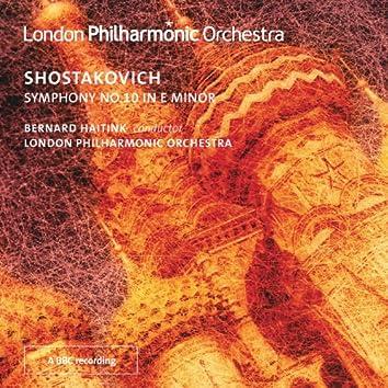 Shostakovich, D.: Symphony No. 10