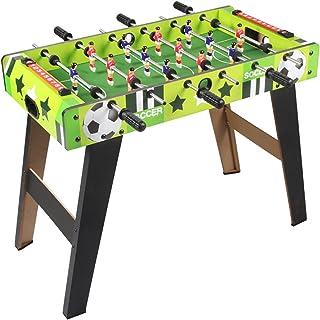 جدول كرة القدم Multiplayer Table Football Game, Easy To Assemble Durable Foosball Table, Arcade Table Soccer For Gaming Ro...