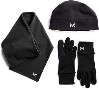 Mission Men's Radiantactive Performance Beanie/Scarf/Glove Set