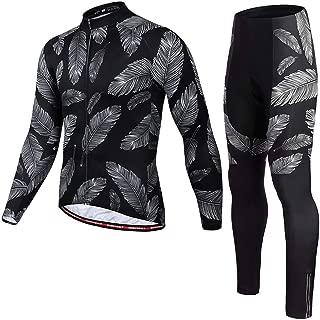 V/êTement V/éLo V/éLo V/êTements Pro Team Bike Velvet//No Velvet YDJGY Cyclisme Jersey /à Manches Longues