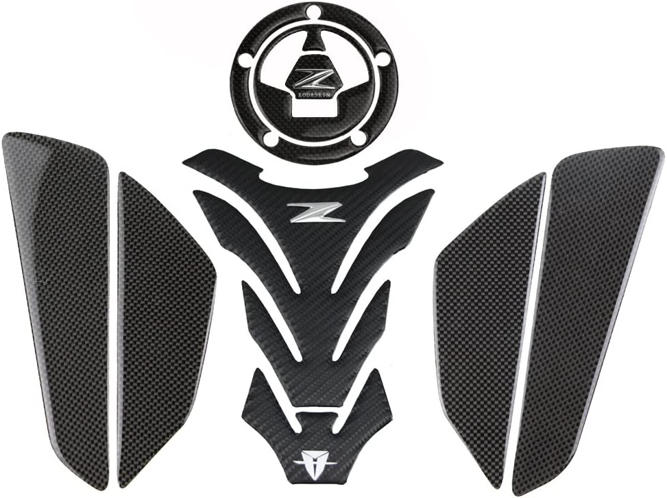 PRO-KODASKIN Motorcycle Carbon Max 74% OFF Tank Pad Shipping included GRI Sticker Emblem Decal